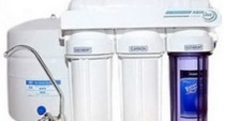 Питьевая система – фильтр обратного осмоса под мойку RO5