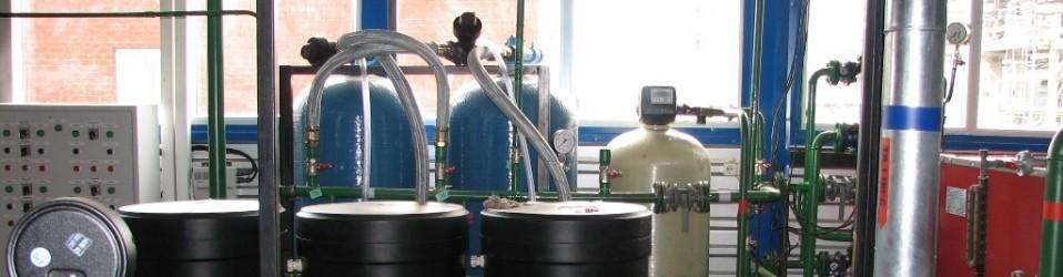 Снижение жесткости воды
